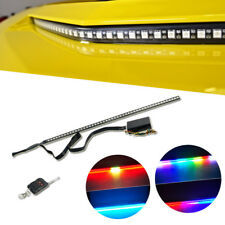 RGB LED Lamp Rider Knight Scanner Strip Lights Fit 2010-14 Camaro SS Under Hood