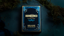 More details for limited edition abandoned deluxe playing cards by dynamo