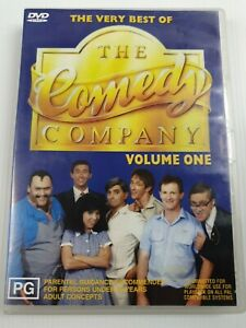 The Very Best Of The The Comedy Company Vol One