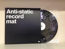 AM anti-statica Vinile Record Mat - * NUOVO *