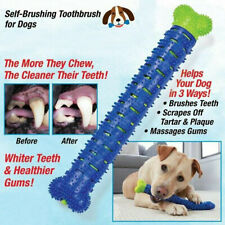 Dog Chew Toy Dog Toothbrush Pets Molar Tooth Cleaning Brushing Stick Doggy Bt