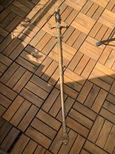 Rare Antique Masonic Freemason Fraternal Knights Templar Sword Saber Collectible