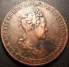 Lorraine - Elisabeth Charlotte d'Orléans - 1715, Nancy - Médaille - F#7566
