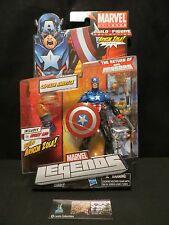 Marvel Legends Arnimzola Series Captain America build a figure right leg