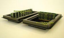 RAM DDR Memory Tray-Holder-Box 20 fits 100 DIMM or 200 SODIMM Anti Static - New
