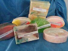 Lot of Soap Bars         You Pick the Scents       Six 4oz bars