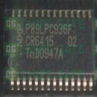 2PCS P89LPC936F Encapsulation:SSOP-28,80C51 8-bit microcontroller with
