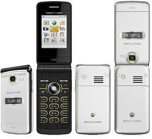 Sony Ericsson Z780 2G GSM Phone 2.0MP Camera Original Bluetooth Radio