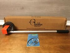 Rolatape Measure Master 12 MM-12 Measuring Wheel With Box And Manual Extends
