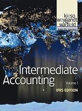 Intermediate Accounting, Vol. 1: IFRS Edition by Kieso, Donald E., Weygandt, Je
