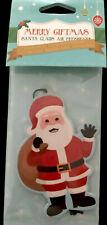 Christmas Santa Air Freshener - Ideal For Car,  Home, Office - Anywhere