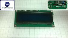 LCD Display 16 x 2 hd44780 Arduino backlit LED BLUE + module I2C / POSTA1