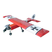 Stick 46 58inch/ 1485mm UP-Wing RC Glow/Nitro Power Model Wooden Trainer Plane