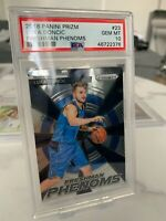 2018-19 Prizm Luka Doncic Freshman Phenoms RC #23 PSA 10 GEM MINT Freshly Graded