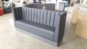 booth benches for houses, restaurants, cafe shops, barber shops 427