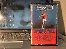 JETHRO TULL - Cassette USA 1985 press - Tape Tested!