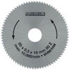 PROXXON 28011 Hartmetall-Sägeblatt Vollmaterial Durchmesser 50mm für KS230 - NEU