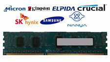 1GB DDR3-1066 PC3-8500R 1Rx8 DDR3 SDRAM Server Memory