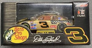 WINNER'S CIRCLE #3 DALE EARNHARDT BASS PRO SHOPS - MAY 27, 1998 - 1:64 SCALE