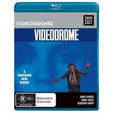 Videodrome (Blu-ray, 2019)