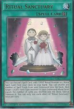 Yugioh DPDG-EN019 Ritual Sanctuary Ultra Rare Card 1st Edition