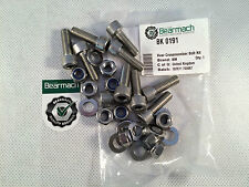 Bearmach Land Rover Series & Defender Stainless Steel  Rear Crossmember Bolt Kit