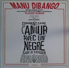 Manu Dibango Claude Dubois 33 Tours 1989