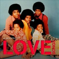 FREE US SHIP. on ANY 2 CDs! ~Used,VeryGood CD Jackson 5: Love Songs