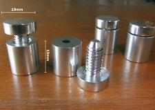Stand Offs: Aluminium 19mmx19mm