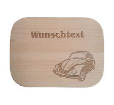 Frühstücksbrettchen nach Wunsch / Holz / Buche / Fahrzeuge