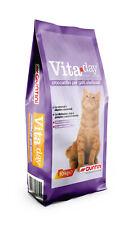 Vita Day Croccantini per gatti Sterilizzati 10 kg Crocchette pollo e verdure