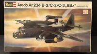 Revell Arado AR 234 B-2/C-2/C-3 Blitz 1/72 FACTORY SEALED! GERMAN VERSION