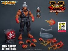 Storm Collectibles 1/12 Action Figure - Street Fighter V: Shin Akuma (SDCC 2018)