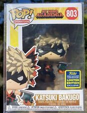 My Hero Academia - Katsuki Bakugo #803 SDCC 2020 Funko Pop Vinyl +PROTECTOR