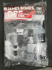 BUILD YOUR OWN JAMES BOND 007 1:8 ASTON MARTIN DB5 Part 09