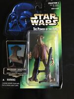 Kenner Star Wars Green Power Of The Force Momaw Nadon Hammerhead Action Figure