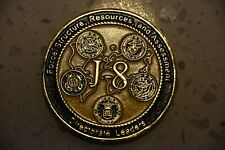 RARE- Joint Staff Director Force Structure,Resources,Assessment, J8 Command Coin