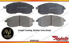 *Raybestos SGD815AC Front Brake Ceramic Pad for NISSAN - INFINITI 2000-2014*