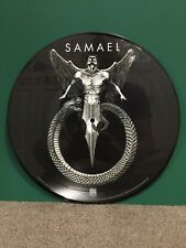 Samael - Rebellion Picture Disc LP 1997 (Limited Edition) Germany 77099-1 P