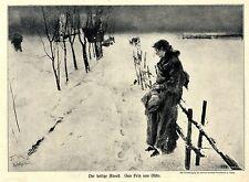 Fritz von Uhde: Der heilige Abend 1907
