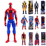 Neu 30cm Marvel The Avengers Superheld Spiderman Action Figur Figuren Spielzeug