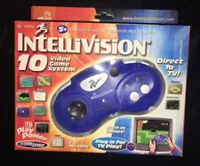 NEW 2003 INTELLIVISION 10 VIDEO GAME SYSTEM PLUG AND PLAY FACTORY SEALED