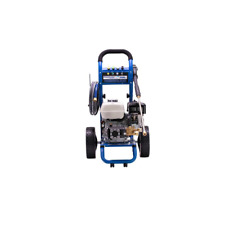 Dirt Laser 3400 Psi 25 Gpm Cold Water Gas Pressure Washer With Honda Gx200 Engi