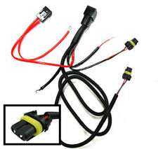 9005 9006 Relay Wiring Harness For Xenon Headlamp Kit, Add-On Fog Light, LED DRL