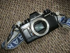Praktica BC1 Electronic 35mm SLR Camera Body Only and Strap.