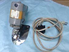 """Consew 505, 2-1/2"""" Round Knife Fabric Cutting Machine / Electric Cutter"""