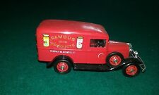 Hobbycar 1932 Ford Die Cast Panel Van Famous Products