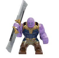 New Marvel Super Heroes Avengers Endgame / Infinity War Lego - Thanos