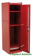 Sealey AP33519 Steel Metal Tool Box Hang On Locker Side Cabinet Red c/w Drawer