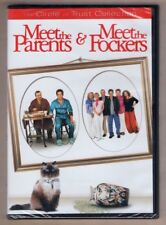 MEET THE PARENTS + MEET THE FOCKERS new dvd THE CIRCLE OF COLLECTION - 2 MOVIES